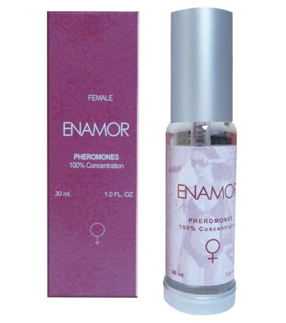 Feromonas Femeninas ENAMOR - 100% concentración