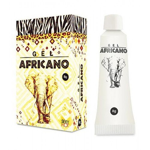 gel africano adormecedor